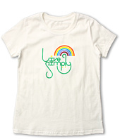 Patagonia Kids - Girls' Live Simply® Rainbow T-Shirt (Little Kids/Big Kids)