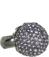 Betsey Johnson - Celestial Pave Ball Stretch Ring