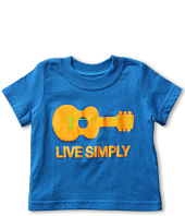 Patagonia Kids - Baby Live Simply® Guitar T-Shirt (Infant/Toddler)