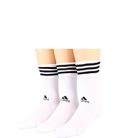 adidas - Copa Zone Cushion X-Small 3-Pair Pack (Toddler/Youth)