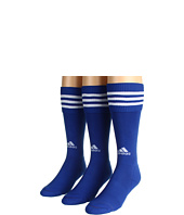 adidas - Copa Zone Knee Socks Medium 3-Pair Pack