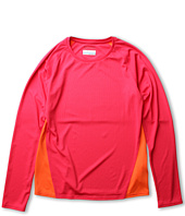 Columbia Kids - Silver Ridge™ L/S Tech Tee (Little Kids/Big Kids)