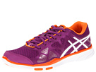 ASICS - Gel-Harmony TR (Plum/White/Orange) - Footwear