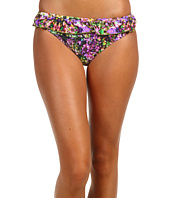 Ted Baker - Glace Reflective Blooms Skirted Swim Pant