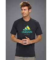 adidas Outdoor - Hiking/Trekking DR Logo Tee
