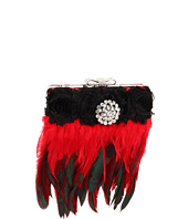 Inspired by Claire Jane - Gothic Feather Purse