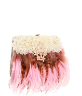 Inspired by Claire Jane - Plummage Feather Purse