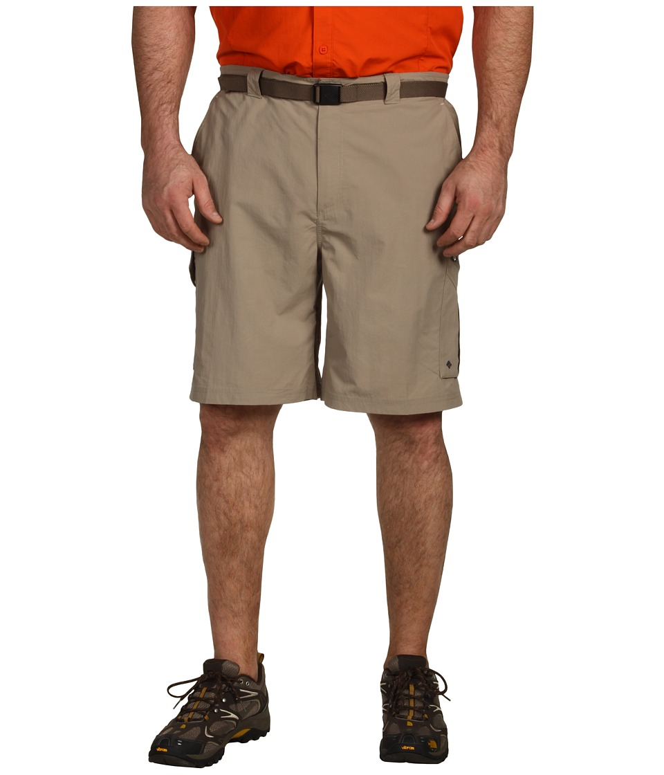 Columbia Big Tall Silver Ridge Cargo Short (42-54) (Tusk)...