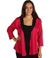 Christin Michaels - Plus Size Quine Jacket