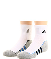 adidas Kids - Youth ClimaLite® 2-Pack Quarter