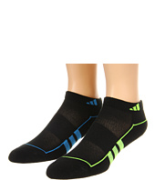 adidas Kids - Youth ClimaLite® 2-Pack Low Cut
