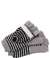 Jessica Simpson - Multi Stripe Pop Top Glove