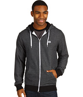 Enjoi - Panda Patch Herringbone Zip Hoodie