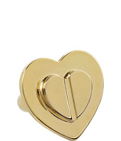 Betsey Johnson - Status Heart Ring