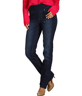 Jag Jeans - Peri Pull-On Straight in Blue Shadow