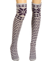 Betsey Johnson - Hit The Slopes! Fair Isle Over-the-Knee
