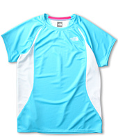 The North Face Kids - Girls' Sikayda Performance Tee 13 (Little Kids/Big Kids)