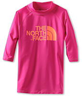 The North Face Kids - Girls' 3/4 Sleeve Niva Rash Guard 13 (Little Kids/Big Kids)