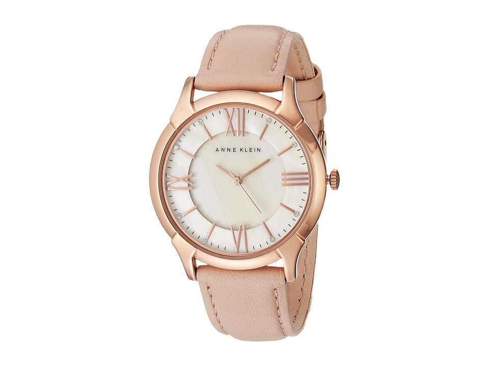 Anne Klein AK 1010RGLP Rose Gold Analog Watches