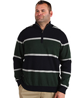Nautica Big & Tall - Big & Tall Milano Stripe Sweater