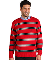 Nautica - Stripe Crew Sweater