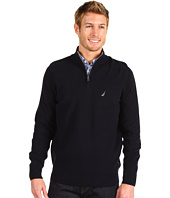 Nautica - 1/2 Milano Solid Zip Sweater