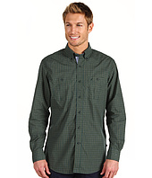 Nautica - L/S Saturated Mini Check Shirt