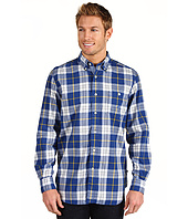 Nautica - L/S Large Twill Plaid Shirt