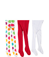 Jefferies Socks - Mega DotTight/Seamless Organic Tight Three Pack (Infant/Toddler/Little Kids/Big Kids)