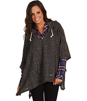 Rusty - Peach Out Poncho