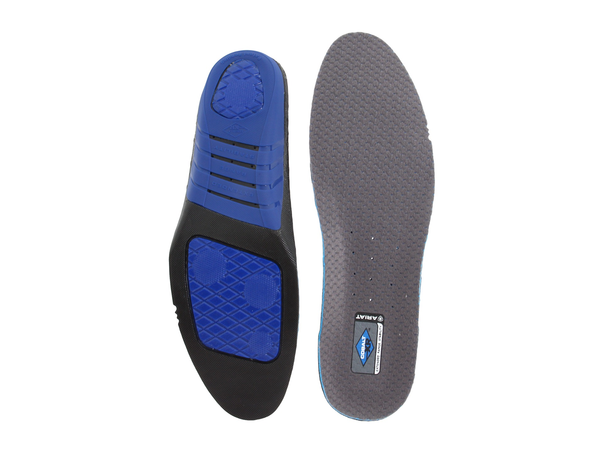 Ariat Cobalt™ XR Western Footbed at Zappos.com