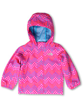 The North Face Kids - Girls' Dottie Tailout Rain Jacket 13 (Toddler)