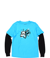Fox Kids - Last Minute 2Fer L/S Pullover (Big Kids)