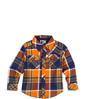 Fox Kids - Decker L/S Flannel (Little Kids)