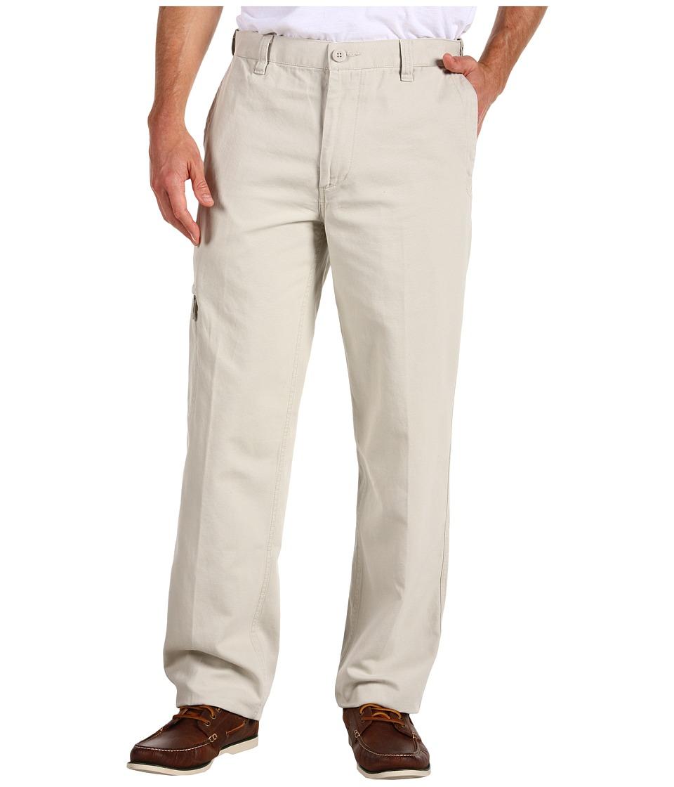 Dockers - Comfort Cargo D3 Classic Fit (Canvas/Light Buff) Mens Casual Pants