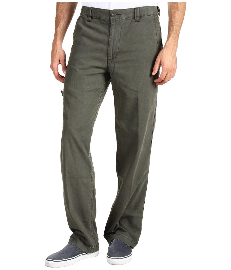 Dockers Comfort Cargo D3 Classic Fit (Canvas/Rifle Green) Men