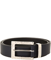 Versace Collection - Printed Elk Calfskin Belt
