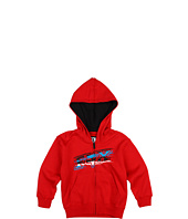 Fox Kids - Sharpstreak Zip Front Hoodie (Little Kids)