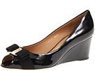 Salvatore Ferragamo - Sissi (Nero Patent) - Footwear