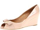 Salvatore Ferragamo - Sissi (New Bisque Patent) - Footwear