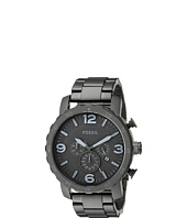 Fossil - JR1401 Nate Chronograph Stainless Steel Watch