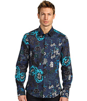 Versace Jeans - Garden Print Long Sleeve Button Down