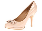 Salvatore Ferragamo - Tina (New Bisque Patent) - Footwear