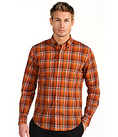 Vince - Bright Plaid Long Sleeve Button Up