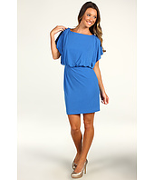 Jessica Simpson - Split Flutter Sleeve Mini Dress