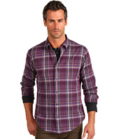 Vince - Holiday Plaid Long Sleeve Button Up