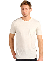 Vince - Heathered Short Sleeve Crew Neck Tee