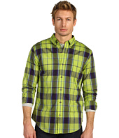 Vince - Bright Plaid Long Sleeve Button Down