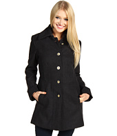 Jessica Simpson - Faux Wool SB Coat
