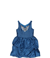 Us Angels - Blush Pick-up Dress w/ Bling (Big Kids)